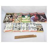 Lot of 10 Baseball Related Books