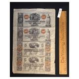 Hagerstown MD Bank Currency, Reproduction