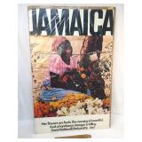 Print, Jamaica Vacation Promotion Travel Poster, V
