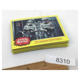 Lot of 26 Star Wars Trading Cards, 1977