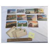 Lot of 50+ Postcards, Vintage or Antique