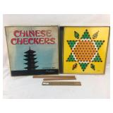 Chinese Checkers by Parker Brothers, Vintage