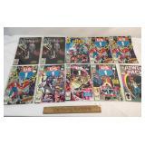 Lot of 10 Comic Books, Vintage