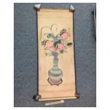 Print, Scroll, Chinese or Oriental, Vintage