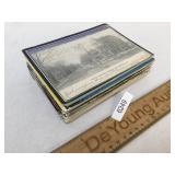 Lot of 100 Postcards, Vintage or Antique