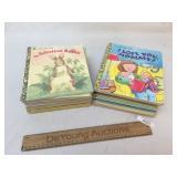 Lot of 29 Little Golden Books, Vintage