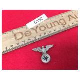 WW2 or WWII Era German Nazi Hat Pin or Badge
