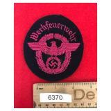 WW2 or WWII Era German Nazi Patch