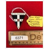WW2 or WWII Era German Nazi Pin