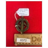 WW2 or WWII Era German Nazi Pin SA Sports Badge