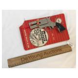 Cap Gun Toy, Hubley Dagger Derringer No. 253, New