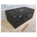 Steamer Trunk, Vintage or Antique
