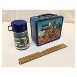 He Man Masters of the Universe Lunchbox, Vintage