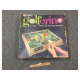Hubley Golferino Game, Vintage