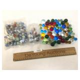 Lot of 150 + Marbles