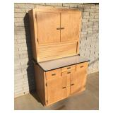 Hoosier Cabinet, Vintage or Antique