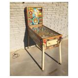 Pinball Machine, Gottlieb