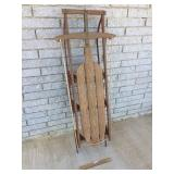 Snow Sled, Runner Type, Vintage or Antique