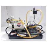 Vintage Gomco suction aspirator pump equipment