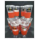 13 Suncoast tumbler cups