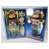 1985 Son Al Toys Star Roto Robot