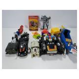 Transformer toys w/ card game