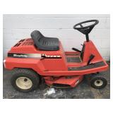 Simplicity riding lawn mower w/ 30 inch deck