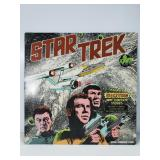 1975 Star Trek stories vinyl record album