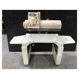 Vintage working Ironrite mangle ironing press
