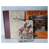 Trio of old wesr books