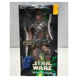 Star Wars toy figure, Chewbacca, 1999