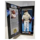 Star Wars toy figure, Admiral Ackbar,