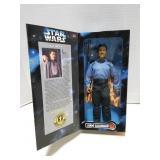 Star Wars toy figure, Lando Calrissian, 1996