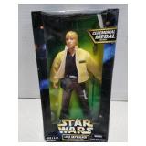 Star Wars toy figure, Luke Skywalker, 1997