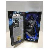 Star Wars toy figure, Darth Vader, 1996
