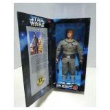 Star Wars toy figure, Luke Skywalker, 1996
