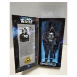 Star Wars toy figure, Tie Fighter Pilot, 1997