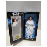 Star Wars toy figure, Princess Leia, 1996