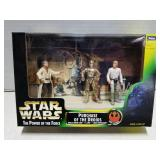Star Wars toy figure set, Purchase of Droids, 1997