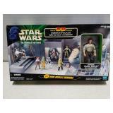 Star Wars toy figure set,  Jabba
