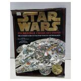 Star Wars Cross Sections hardcover book, 1998