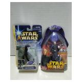 Star Wars toy figures lot