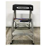 Small Werner 2 foot step ladder