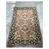 Small area rug - 65 in. x 42 in.