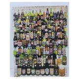 Assorted beer puzzle poster