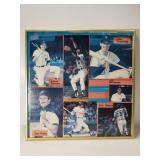 Detroit Tigers framed collage