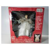 "12"" Fiber Optic angel"