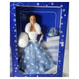1999 special edition Snow Sensation Barbie