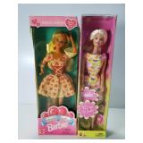 Vintage Barbie doll pair