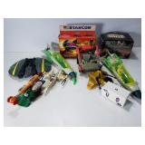 Star Wars toys w/ miscellaneous vehicles